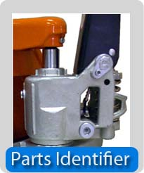 Pallet jacks parts indentifier