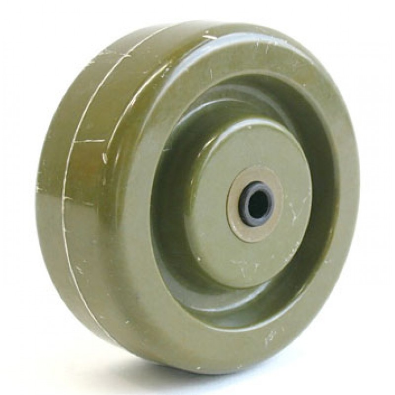 CA CAS-507, High Temperature Caster Wheel Only, 4 X 1-1/2, 450 degree rating